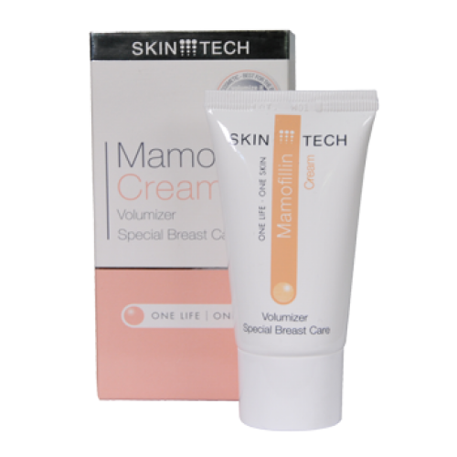 Mamofillin Cream 50ml, крем для ухода за бюстом SKINTECH, Испания